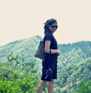 Preeti Saini Travel Blogger