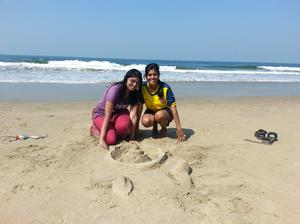 Kamya Sati Travel Blogger
