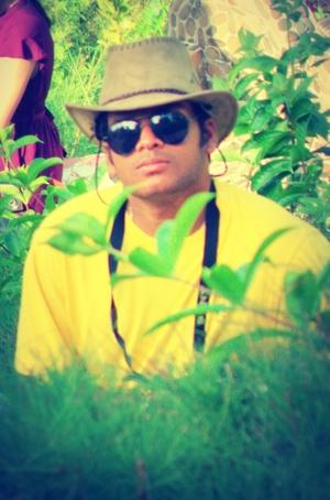 Sandesh Srinivas Travel Blogger