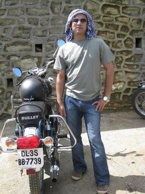 Amitabh Sarma Travel Blogger