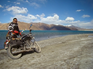 Quest to Ladakh