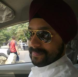 Preet Singh Travel Blogger