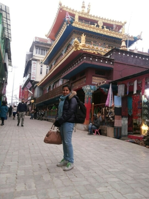 Glimpse of Tibet – Mcleodganj
