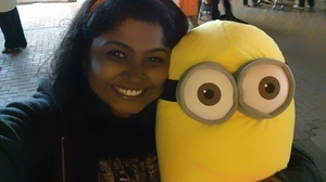 Lejitha Dinesh Travel Blogger