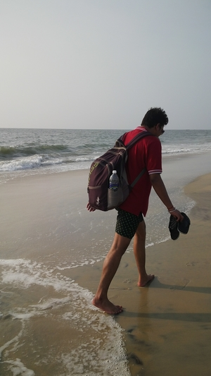 Ayush Saxena Travel Blogger