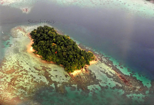 Andaman's Pride: Havelock Island.