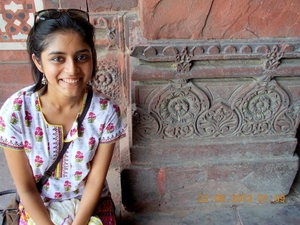 Suchismita Bose Travel Blogger