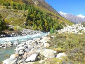 Riding Solo to Chitkul