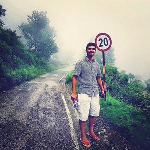 Sijo Thomas Travel Blogger