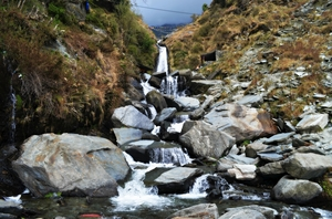 Mcleodganj is known as Indian Tibet