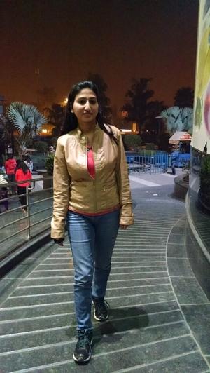 Radha Goel Travel Blogger