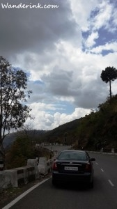 Shimla to Dharamshala: The drive as the destination