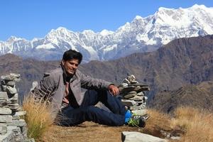 Sandeep Chaudhary Travel Blogger