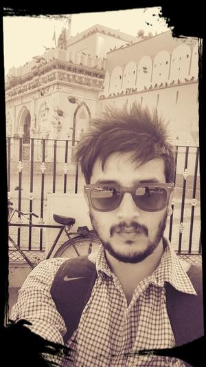 Piyush Dwivedi Travel Blogger