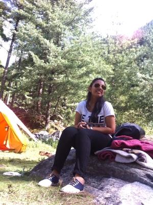 Vrinda Soin Travel Blogger