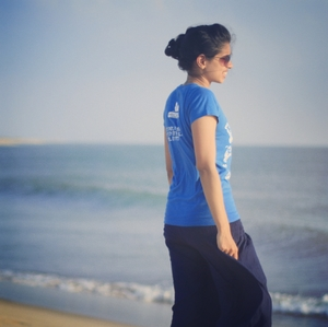 Pratiksha bhat Travel Blogger