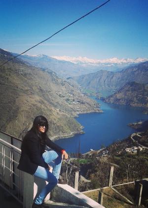 Poonam Chauhan Travel Blogger