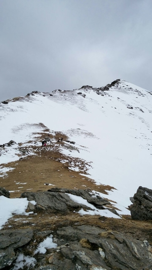Of snow, and snow and more snow! - Kedarkantha Trek , Jan 2017