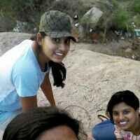 sanjana sagar Travel Blogger