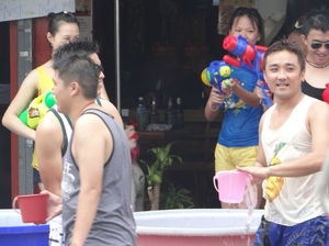 Songkran: The Thai New Year