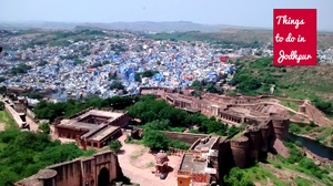 Backpacking in Jodhpur