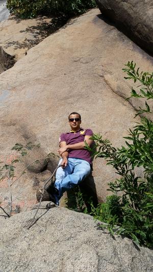 Vishwanath B G Travel Blogger