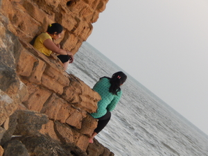 Perfect Getaway at DIU !!
