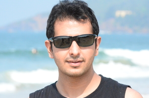 Arun Malhotra Travel Blogger