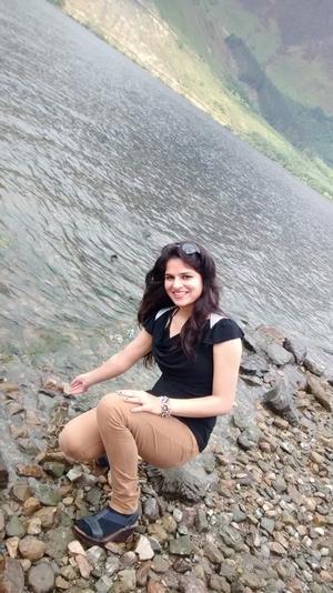 Sweety Sojrani Travel Blogger