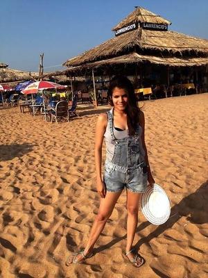 Samiksha  Travel Blogger