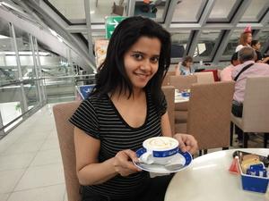 Prachi Tiwari Travel Blogger