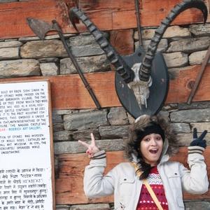 zohra khan Travel Blogger