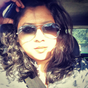 Megha Raju Travel Blogger