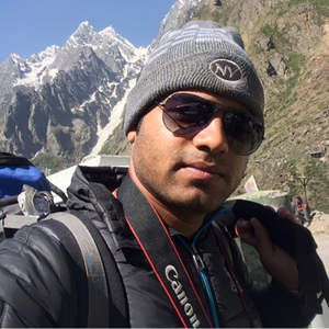 Sabyasachi Deb Travel Blogger