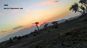 Oman, the rugged, untouched natural beauty!