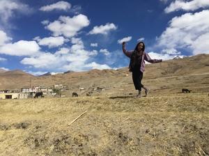 Arshya Ghazi Travel Blogger