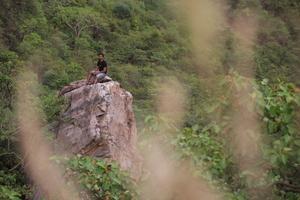 Nagalapuram: flirting with the hills (13km trek)