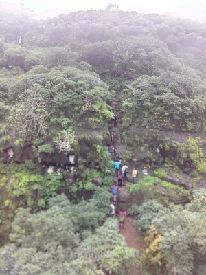 Night Trek to Mahuli Fort