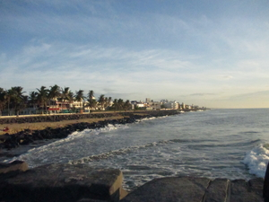 Waters Of Serenity: Pondicherry