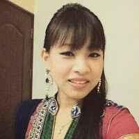 Janita Kangabam Travel Blogger