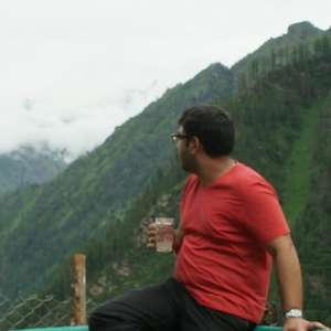 Ankit Chawla Travel Blogger