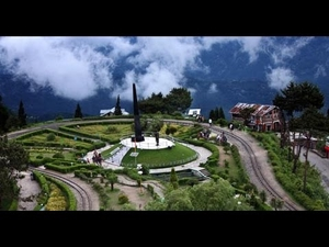 Nestled in the mountains: Darjeeling