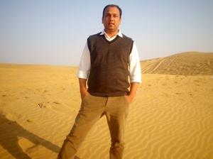 Anuj Saini Travel Blogger