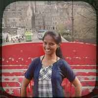 Pavitra Pai Travel Blogger