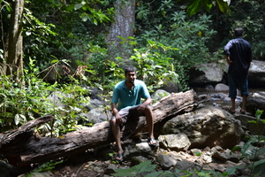 Sidharth Ravindran Travel Blogger