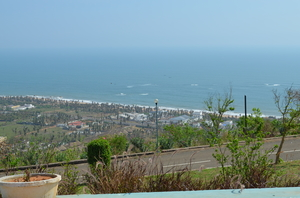 Vizag: The weekend gate way