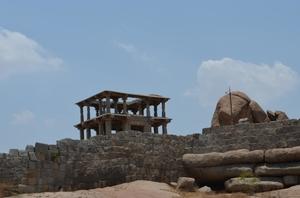 Hampi - Ruins of Vijayanagara