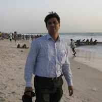 Kalamuddin Ansari Travel Blogger
