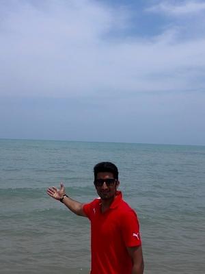 Dushyant Acharya Travel Blogger