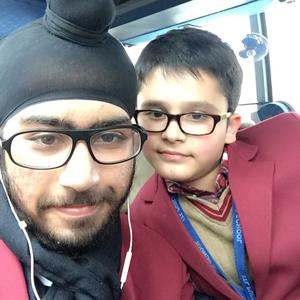 Sahib Ddeep Singh Travel Blogger